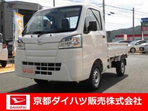 ダイハツ ハイゼットトラック スタンダードSAIIIt 4AT 4WD LEDヘッドライト
