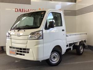 ダイハツ ハイゼットトラック スタンダード 農用スペシャルSAIIIt MT車 1年保証 コーナーセンサー 衝突被害軽減 LEDヘッドライト ミッション車 4WD