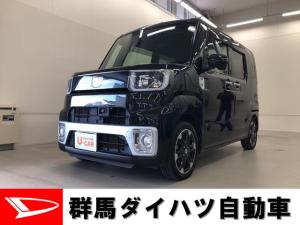 ダイハツ ウェイク G SA 2WD ターボ車 プッシュスタート オートエアコン 両側電動スライドドア 電動ドアミラー