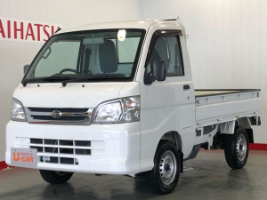 ダイハツ ハイゼットトラック 農用スペシャルVS 4WD 5速マニュアル エアコン パワステ 作業灯