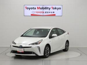 トヨタ プリウス Sツーリングセレクション ワンオーナー・ドラレコ・元社用車