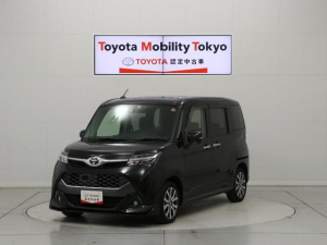 トヨタ タンク カスタムG-T サポカー SDナビ 両側パワースライドドア