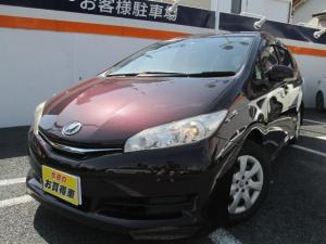 トヨタ ウィッシュ 1.8X 純正ナビ bluetoothオーディオ