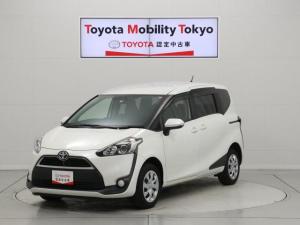 トヨタ シエンタ X スマートキ- 片側電動スライドドア ナビTV キーレス