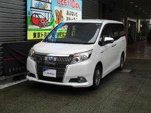 トヨタ エスクァイア ハイブリッドXi ワンオーナー LED オーディオレス