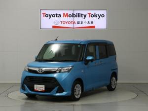 トヨタ タンク X S メモリーナビ ワンセグTV Rカメラ ETC サポカーS インテリキー ABS
