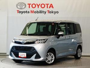トヨタ タンク G S SDナビ・ワンセグ・両側電動スライド・LEDヘッドライト・スマートアシスト2装備\(^0^)/