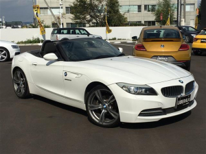 BMW BMW Z4 sDrive23i HDDナビ DVD再生 ETC HID
