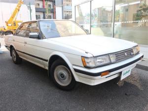 トヨタ マークII グランデ 純正5速MT フルノーマル 禁煙車 3ヶ月保証付