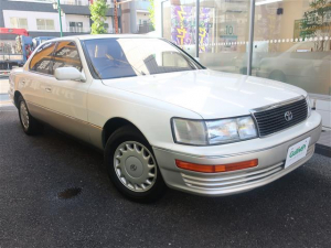 トヨタ セルシオ Cタイプ Fパッケージ 革シート フルノーマル 禁煙車