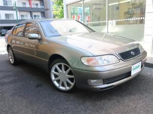 トヨタ アリスト 3.0V 1オーナー ディーラー記録簿 3ヶ月保証付