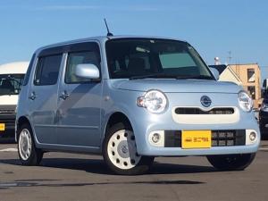 ダイハツ ミラココア ココアX ・4WD・スマートキー・エコアイドル・純正CDオーディオ・ヘッドライトレベライザー・純正フロアマット・純正ドアバイザー・取説あり