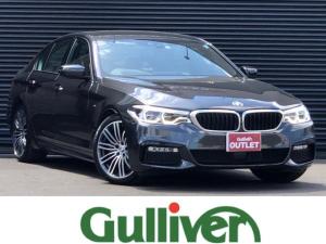 BMW 5シリーズ 523i Mスポーツ レザーシート メーカー保証16ヶ月残