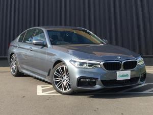 BMW 5シリーズ 5シリーズ Mスポーツ アラウンドビュー レーダークルーズ