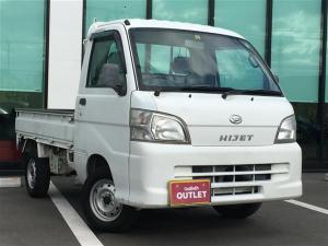 ダイハツ ハイゼットトラック スペシャル 5MT 4WD ラバーフロアマット ドアバイザー
