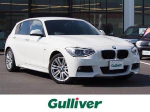 BMW 1シリーズ 1シリーズ Mスポーツ/純正ナビ/ETC/クルコン/HID