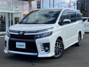 トヨタ ヴォクシー ZS 4WD 寒冷地 7人乗り ナビTV セーフティセンス