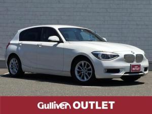 BMW 1シリーズ 1シリーズ スタイル 純正メーカーナビ ETC スマートキー