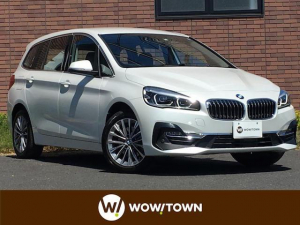 BMW 2シリーズ 2シリーズ グランツアラーラグジュアリー コンフォートPKG