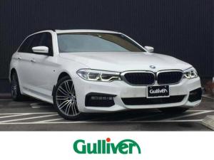 BMW 5シリーズ 5シリーズ ツーリング Mスポーツ  サンルーフ ナビ 軽油