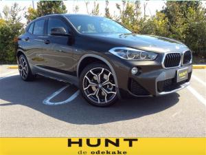 BMW X2 xDrive20i MスポーツX ヘッドアップディスプレイ