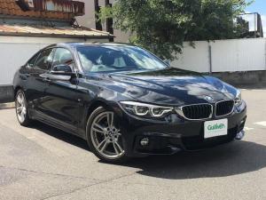 BMW 4シリーズ 4シリーズ グランクーペ Mスポーツ☆ワンオーナー☆クルコン