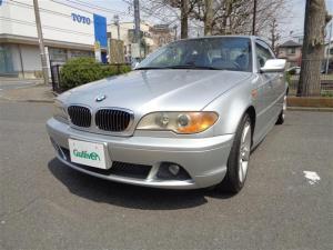 BMW 3シリーズ 330CI 稀少左ハンドル