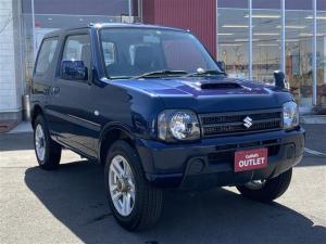 スズキ ジムニー XG 4WD ワンオーナー オーディオ ABS キーレス