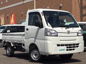 ダイハツ ハイゼットトラック スタンダード 4WD/5速マニュアル/ETC/スペアタイヤ