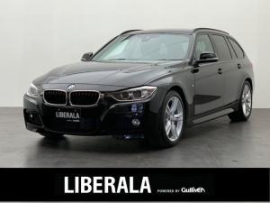 BMW 3シリーズ 320dツーリング Mスポーツ 電動リアゲート/インテリジェントS/レーンキープアラート/BSM/パドルシフト/アクティブクルーズコントロール/衝突軽減/Bカメラ/LED/バックソナー/パワーシート/ETC/スマートキー
