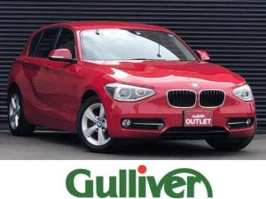 BMW 1シリーズ 1シリーズ スポーツ バックカメラ メーカーオプションナビ