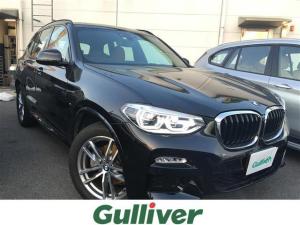 BMW X3 XDrive20dMスポーツ 4WD 本革 全方位カメラ