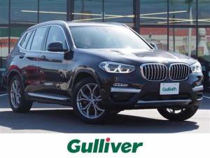 BMW X3 xDrive20d Xライン/純正ナビ/パーキングアシスト