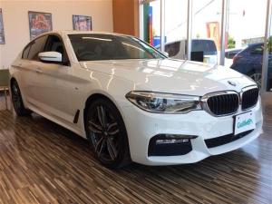 BMW 5シリーズ Mスポーツ 純正ナビ フルセグ SR アラウンドビューモニタ