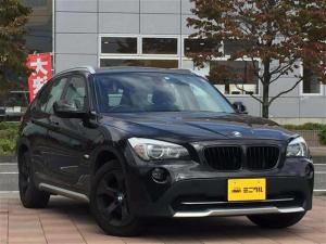 BMW X1 sDrive 18i ナビ バックカメラ 17インチアルミ