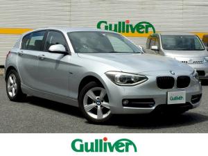 BMW 1シリーズ 1シリーズ スポーツ 1オーナー HDDナビ iストップ