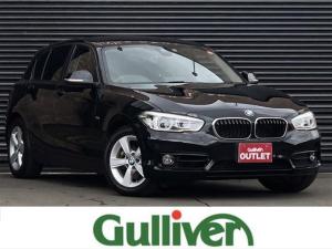 BMW 1シリーズ 1シリーズ118iスポーツ インテリジェントセーフティ