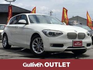 BMW 1シリーズ 1シリーズ スタイル/HDDナビ/半革/クルコン/ETC