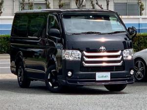 トヨタ ハイエースバン DXロング/社外ナビ/Bカメラ/ETC