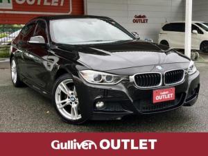 BMW 3シリーズ 3シリーズ Mスポーツ/HDDナビ レザーシート ドラレコ