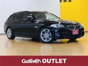 BMW 5シリーズ 5シリーズ ツーリング Mスポーツ本革/ナビ/フルセグ