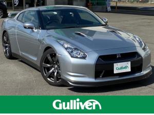 日産 GT-R ブラックエディション/純正ナビ/マインズVX-ROM