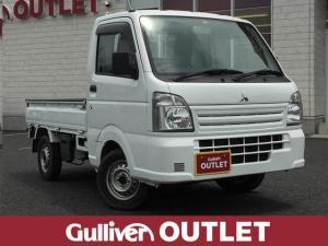 三菱 ミニキャブトラック M 5MT/2WD/三方開/ドアバイザー