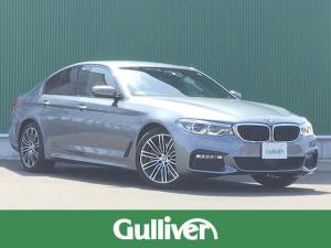 BMW 5シリーズ 5シリーズ Mスポーツ ワンオーナー 純正ナビ 全方位カメラ