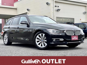 BMW 3シリーズ 3シリーズ ツーリング モダン ナビ革シート/電動リアゲート