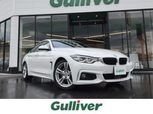 BMW 4シリーズ 4シリーズ グランクーペ Mスポーツ ワンオーナー/純正ナビ