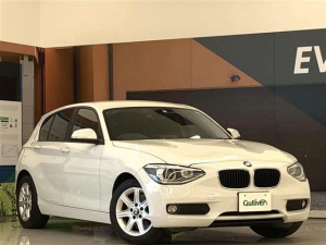 BMW 1シリーズ 1シリーズ ファッショニスタ ワンオーナー 純正ナビ ETC