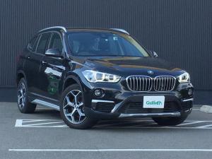 BMW X1 sDrive 18i Xライン レーダークルーズ 衝突軽減
