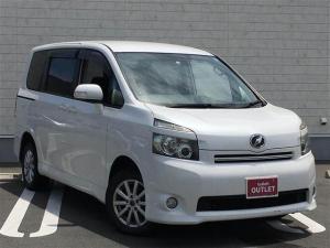 トヨタ ヴォクシー X Lエディション 4WD ワンオーナー ナビ 寒冷地仕様