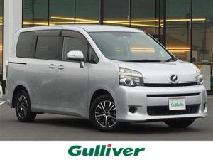 トヨタ ヴォクシー X Lエディション ワンオーナー/純正ナビ/フリップダウン